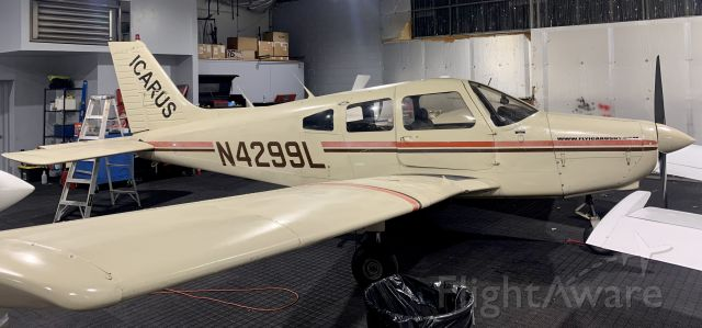 Piper Cherokee (N4299L) - Another great aircraft