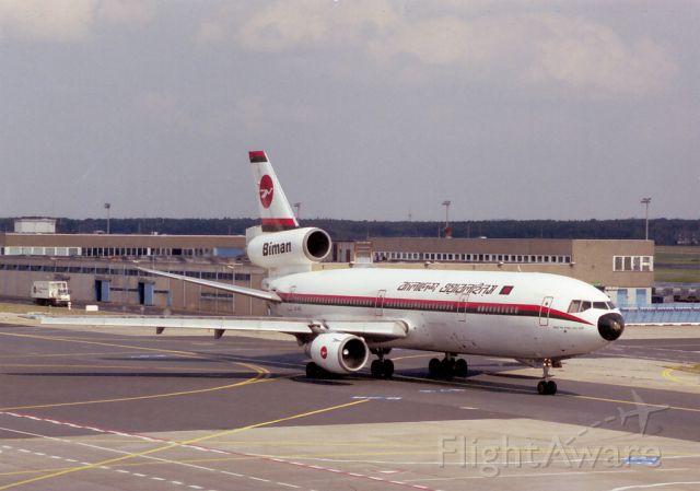 McDonnell Douglas DC-10 (S2-ACO) - DATE 22/07/04