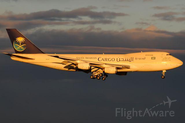 Boeing 747-200 (HZ-AIU)