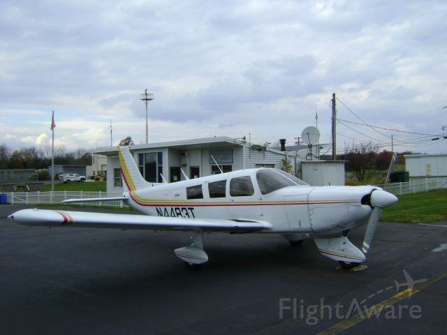 Piper Saratoga (N4483T) - First Day At New Home.