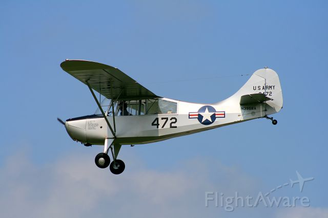 N3956A — - Aeronca Champion L16B