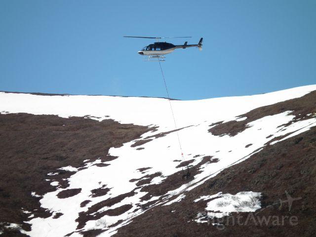 N307MH — - South of the Denali Hwy, May 2011