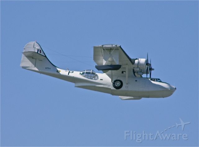 Canadair CL-1 Catalina (C-FPQL) - CANSO