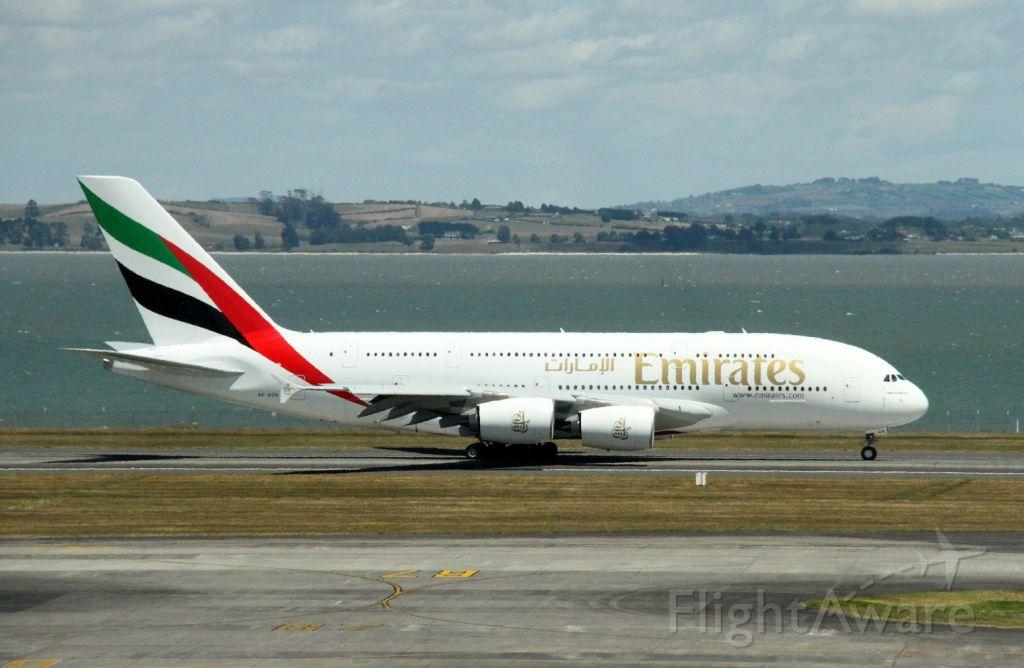 Airbus A380-800 (A6-EDN)