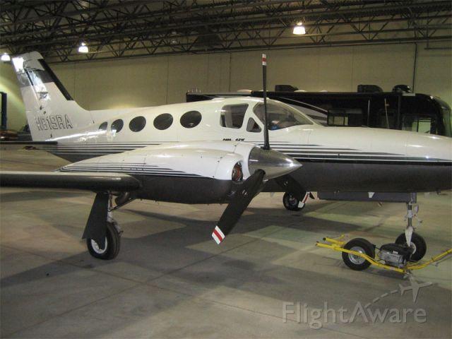 Cessna 421 (N819RA)