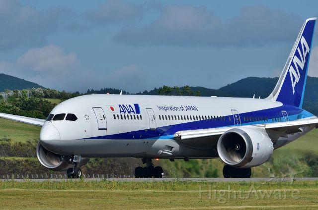 Boeing 787-9 Dreamliner (JA801A)