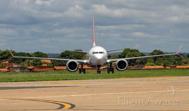 Boeing 737 MAX 8 (PR-XMA)