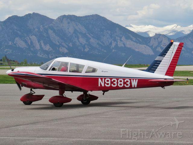 Piper Cherokee (N9383W) - May 2, 2015