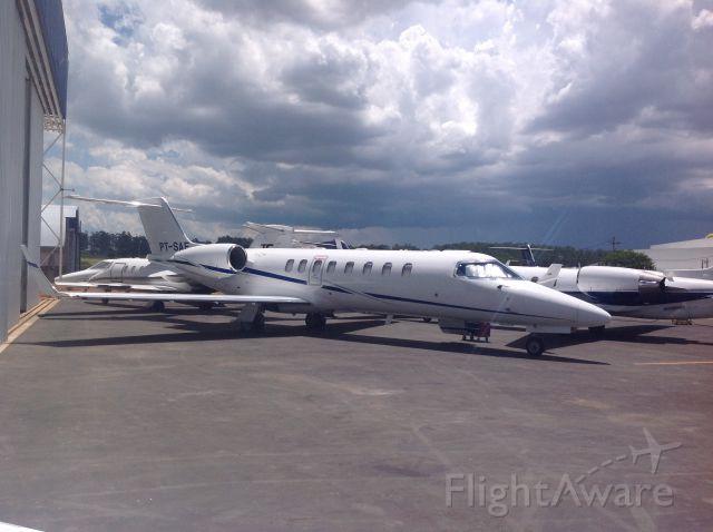 Learjet 45 (PT-SAF)