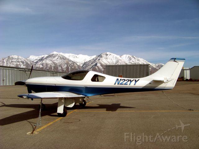 Lancair Legacy 2000 (N22YY)