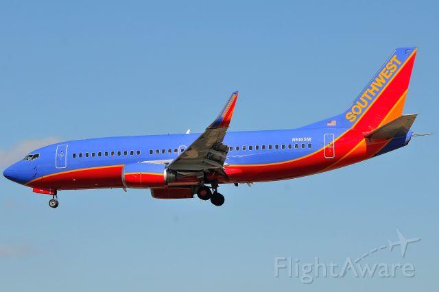 BOEING 737-300 (N616SW) - 03-04-13