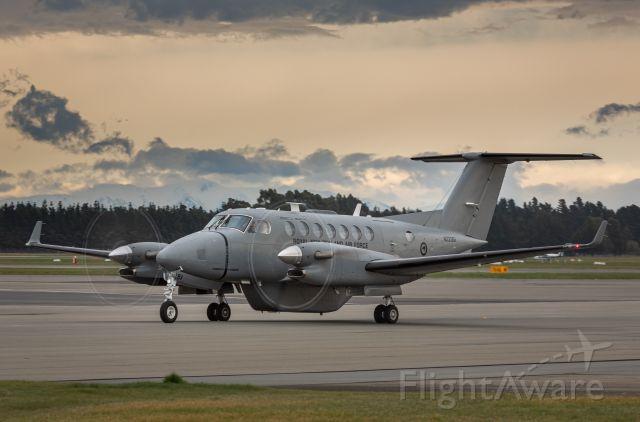 """Beechcraft Super King Air 350 (ANZ2351) - """"KNG2351"""""""