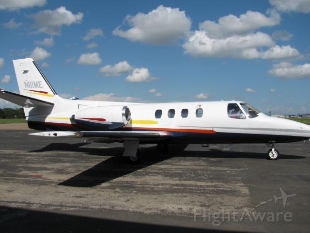 Cessna 500 Citation 1 (N111ME)
