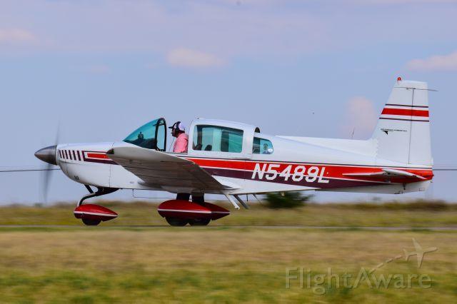 Grumman AA-5 Tiger (N5489L)