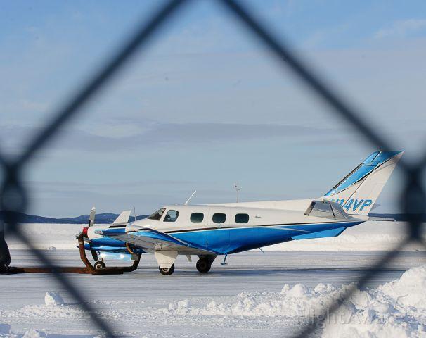 Beechcraft Duke (N14VP) - N14VP Beech B60 Duke CN/P-576