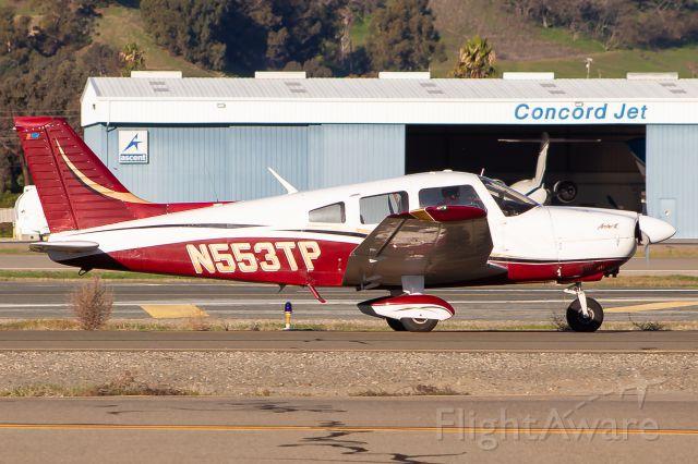 Piper Cherokee (N553TP)