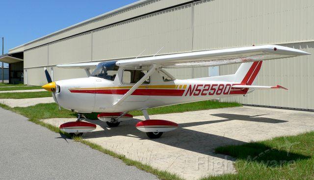 Cessna Commuter (N5258Q) - 1972 Cessna 150L