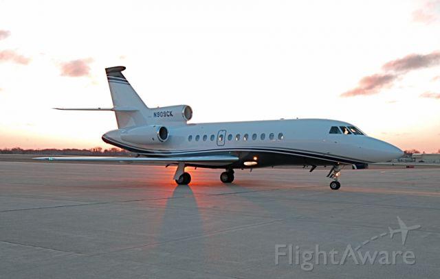 AMERICAN AIRCRAFT Falcon XP (N909CK)