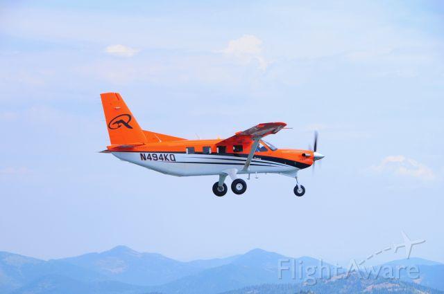 Quest Kodiak (N494KQ) - Quest Aircraft Co. LLC,  Aircraft SN 0004  Heading to Oshkosh