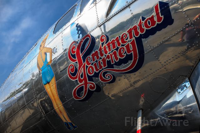 Boeing B-17 Flying Fortress (N9323Z) - The CAF