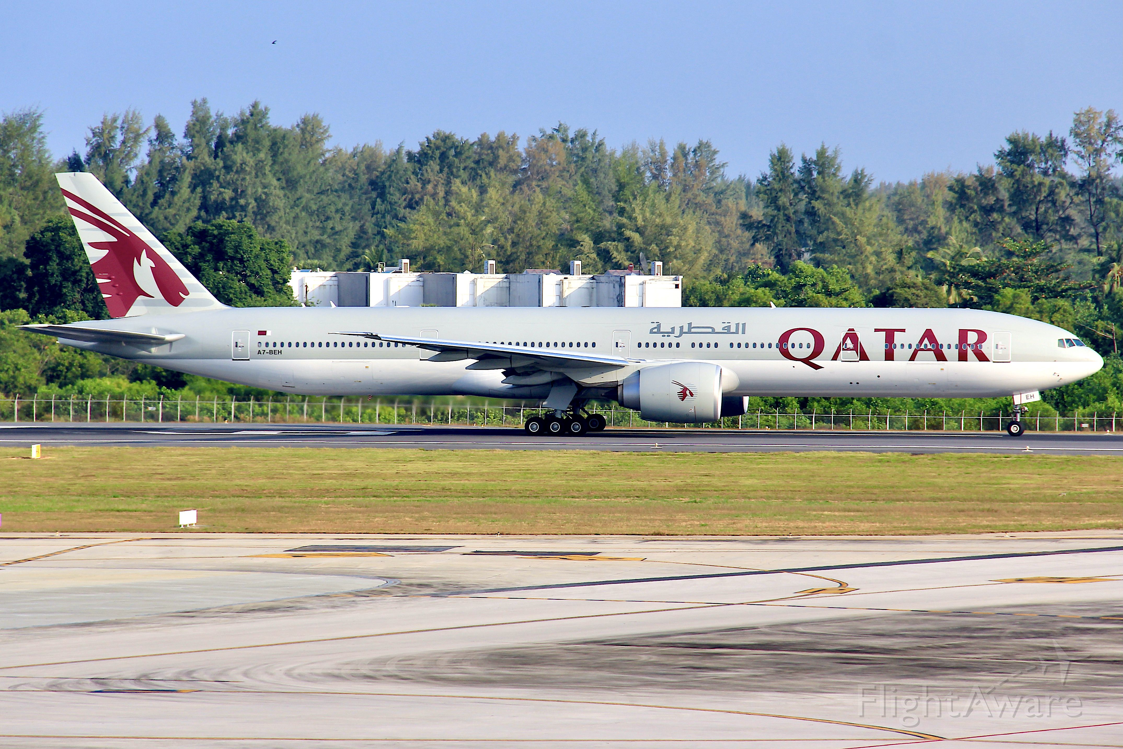 BOEING 777-300ER (A7-BEH)