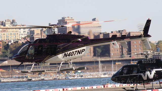 Bell 407 (N407NP)