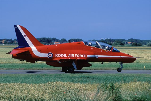 XX308 — - Red Arrows commentaor