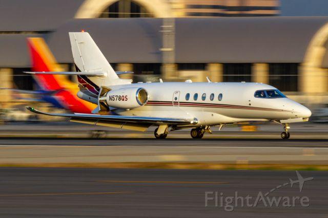 Cessna Citation Latitude (N578QS)