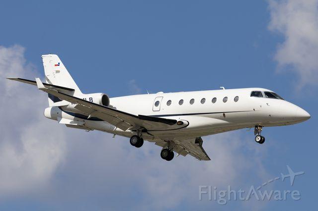 IAI Gulfstream G200 (N251LB)