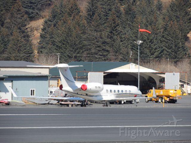 Gulfstream Aerospace Gulfstream V (D-EISN)