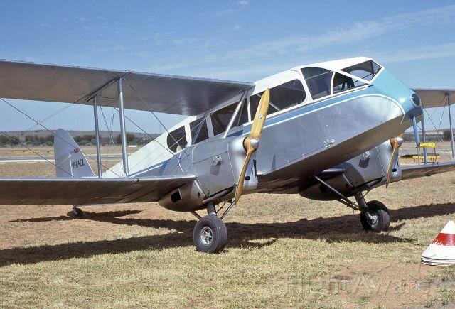 DE HAVILLAND DH-84 Dragon (VH-AQU)