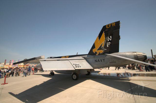 16-6589 — - F/A-18E 166859 VFA-115 USS RONALD REAGAN