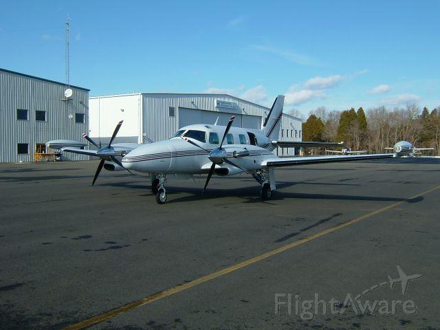 Piper Cheyenne 2 (N400CM)