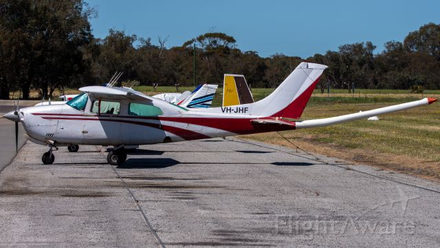 Cessna Centurion (VH-JHF)
