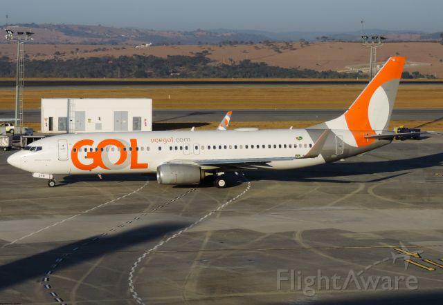 Boeing 737-800 (PR-GYD)