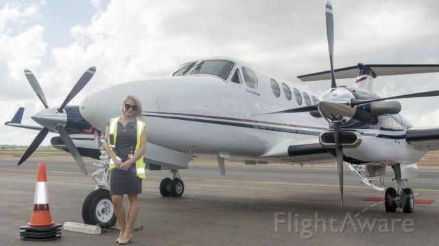Beechcraft Super King Air 350 (N988KA) - 9 DEC 2016.