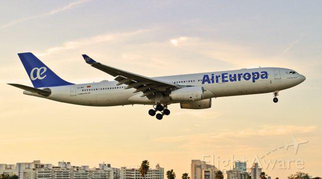 Airbus A330-300 (EC-MHL) - 5/7/2017