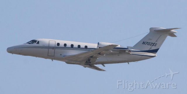 Cessna Citation III (N702SS)