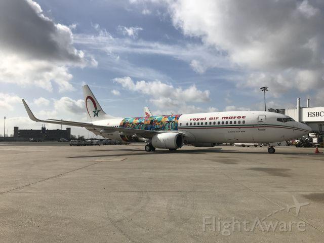 Boeing 737-700 (CN-RGH)