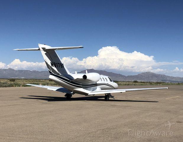 Cessna Citation CJ1 (N817BF)