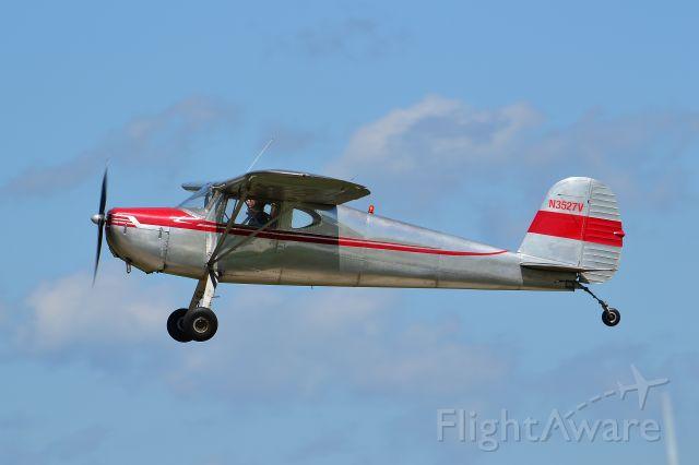 Cessna 140 (N3527V) - 8-16-2020