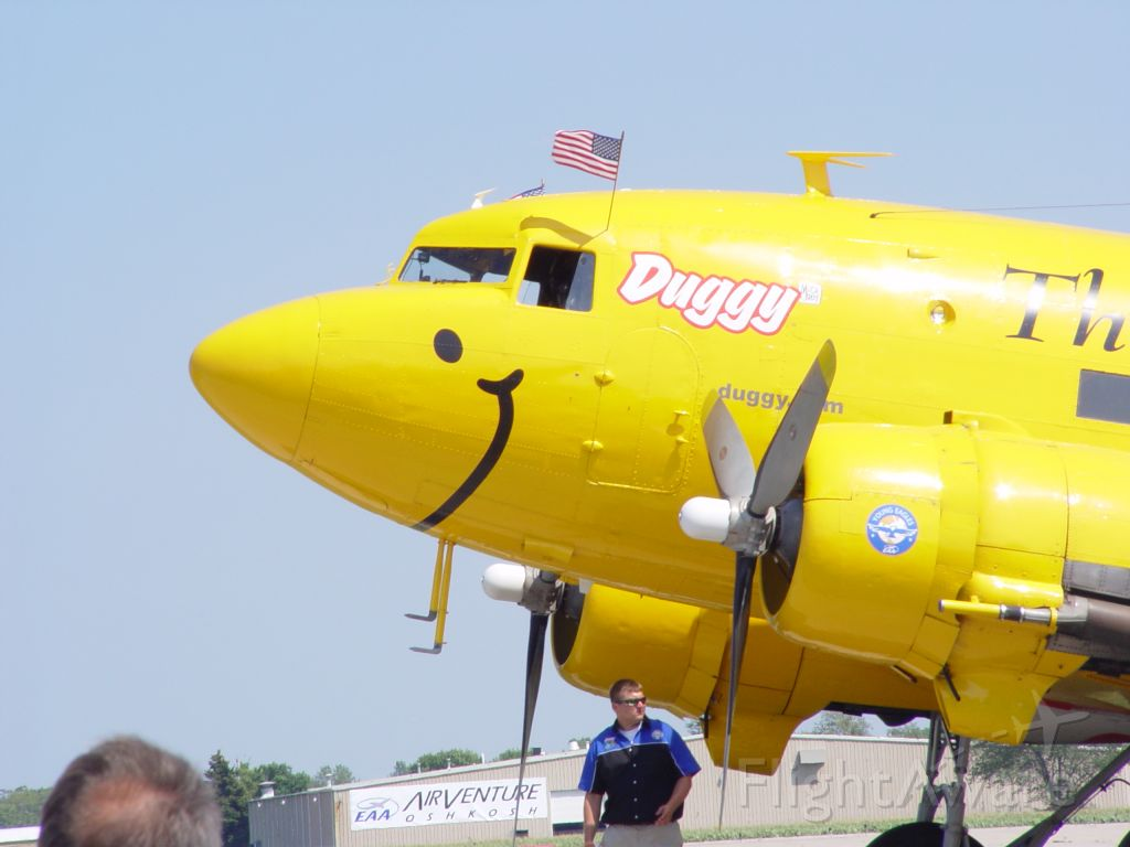Douglas DC-3 (N1XP) - Duggy