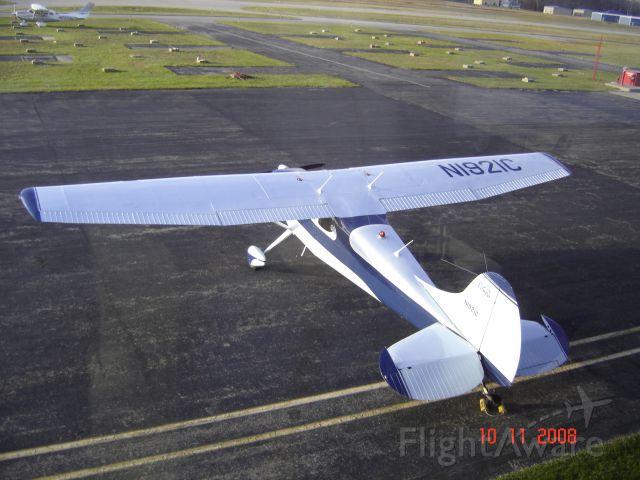 Cessna 170 (N1921C)