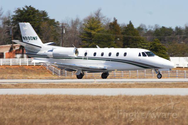 Cessna Citation Excel/XLS (N990MF)
