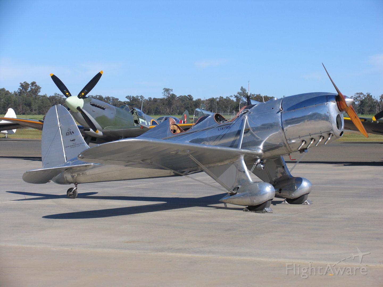 VH-RSY — - Ryan STM S2 s/n 474.<br />Manufactured in 1940, USA.<br />Temora Aviation Museum.<br />Temora, NSW, Australia<br />Photo: 06.09.2009