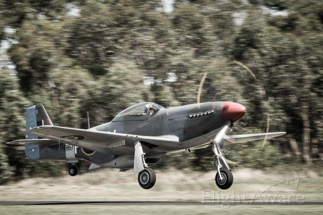 North American P-51 Mustang (VH-JUC)