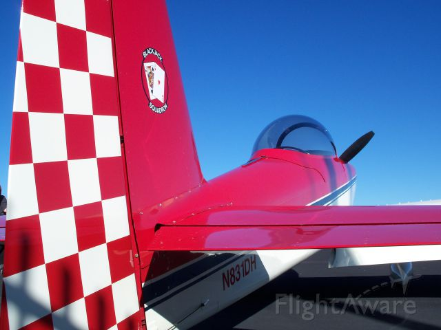 N831DH — - At a Fly-in