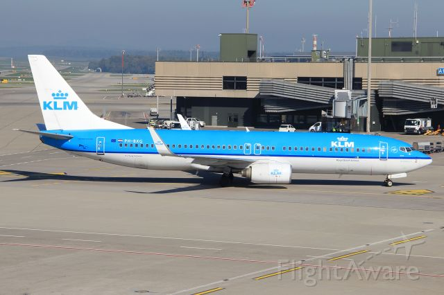 Boeing 737-800 (PH-BXG)