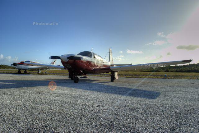 Mooney M-20 Turbo (N231DF) - Beginning of a long day