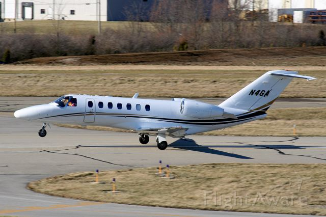 Cessna Citation CJ1 (N4GA) - AOPA